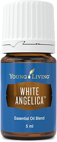 White Angelica Weisser Engel - Schutzöl vor negativen Energien Young Living