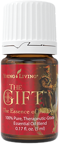 The Gift ätherisches Öl hat beruhigende Eigenschaften Young Living
