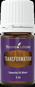 Transformation ätherisches Öl hilft negative durch positive Gedanken zu ersetzen Young Living