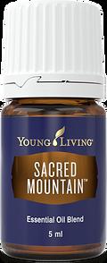 Sacred Mountain ätherisches Öl für Erdung Stärke und Sicherheit Young Living