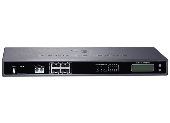 Grandstream UCM6208 IP PBX - 8 Port