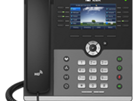 HTek UC926 E Executive Business IP Phone Bluetooth & Wifi