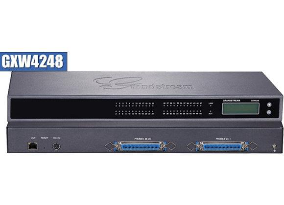 Grandstream GXW4248 Analog FXS IP Gateway 48 Port