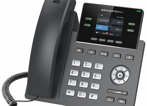 Grandstream 2612 P POE 4 button telephone