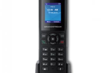 Grandstream DP720 DECT Cordless HD Handset (Refresh)