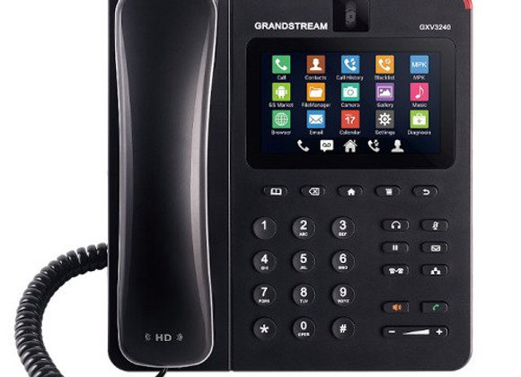 Grandstream GVX3240 IP Multi Media Telephone