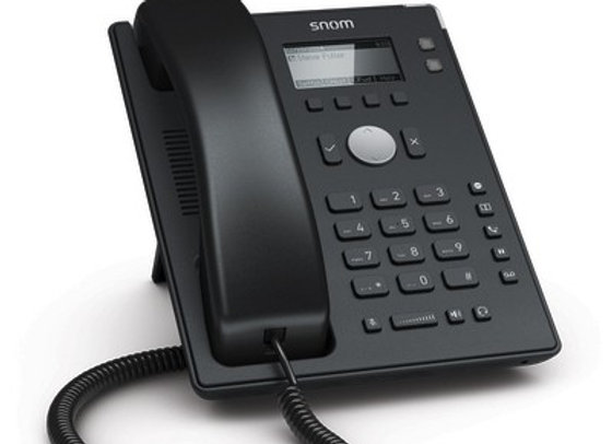Snom D120 POE SIP phone