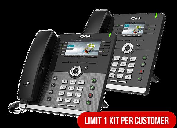 Htek UC926 and UC923 Starter Kit