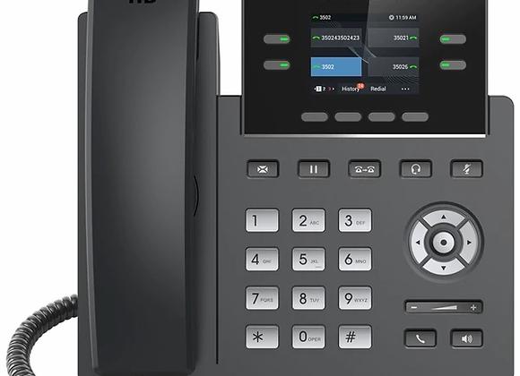 Grandstream 2612W Wireless 4 Button Telephone