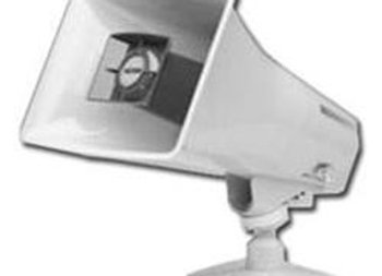 Valcom VIP-130LA-GY-IC IP Horn (Gray) for InformaCast Systems