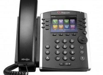 Polycom VVX 400 (Refresh)