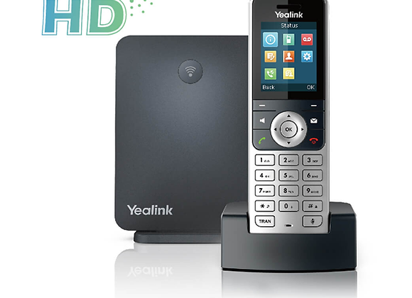 Yealink W53P Wireless telephone with base