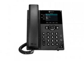 Polycom VVX 350 6-Line Mid-range Color IP Desktop Phone