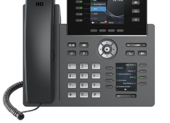 Grandstream 2614 4 line gig telephone carrier grade