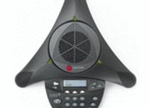 Polycom SoundStation2 (non-expandable & with display)