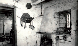 Intérieur de la Maison des Forgione