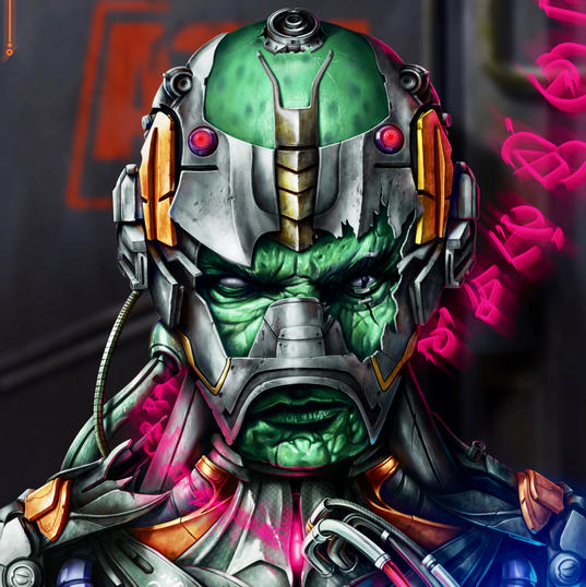 Name: Orex. Series: Guardians of the Third wave. ( Neon Corp ).