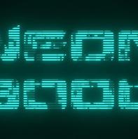 Neon3000. Digital Badge 2.