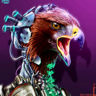 OBJECT: FC005. Bird series. (Neon Corp).