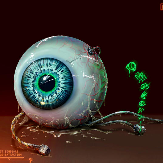OBJECT: EG001. Anatomy Series... (Neon Corp).