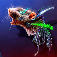 HEAD. OBJECT: RT006. Rodent Series… (Neon Corp).