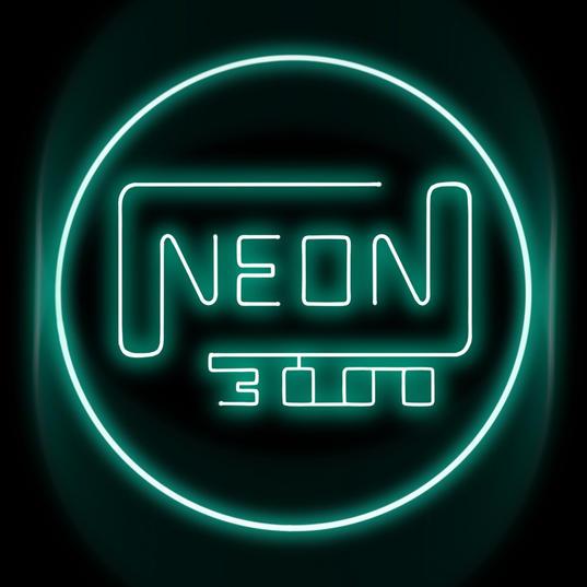 I am Neon3000 (Digital Badge).