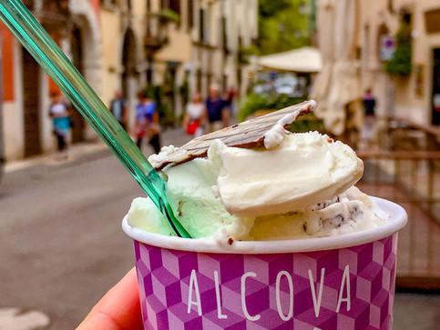 The Best Gelato in Verona