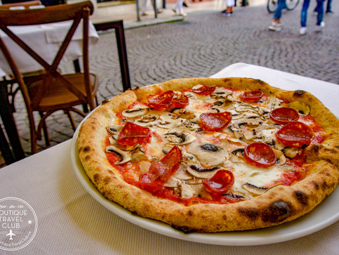 The Best Pizza in Verona