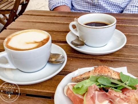 The best coffee spots in Verona
