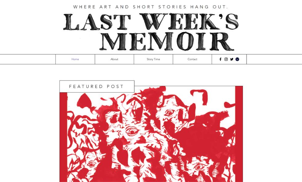 Last Week's Memoir