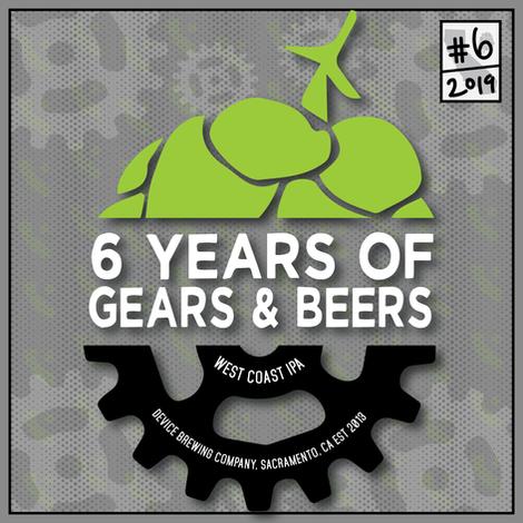 6 YEARS OF GEARS & BEERS