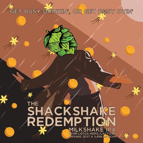 THE SHACKSHAKE REDEMPTION