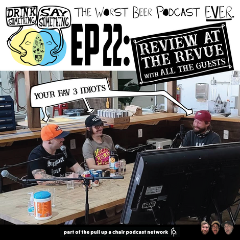 DSSS EP22 - REVIEW AT THE REVUE