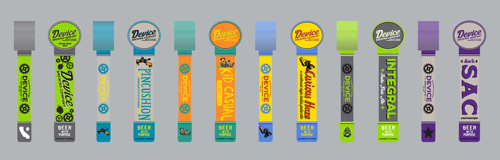 Device Tap Handles