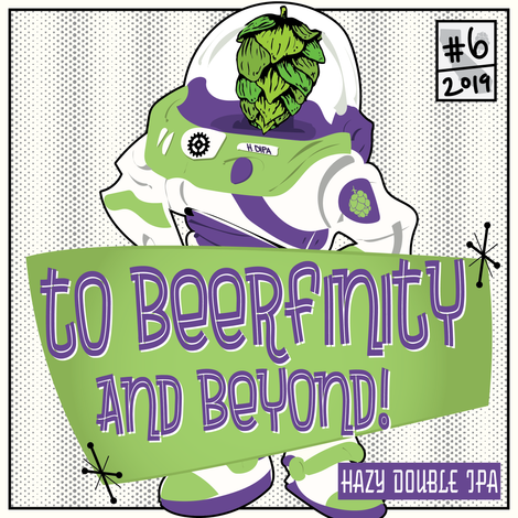 TO BEERFINITY AND BEYOND