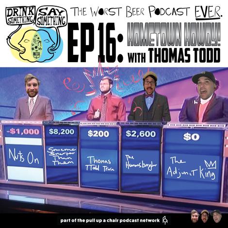 DSSS EP16 - THOMAS TODD