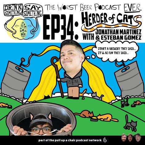 DSSS EP34 - Jonathan & Esteban