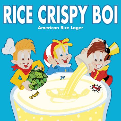 RICE CRISPY BOI