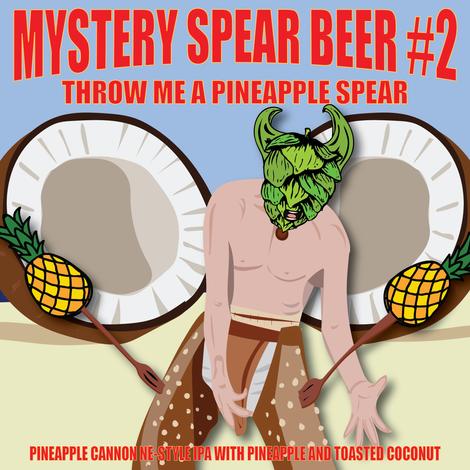 PINEAPPLE SPEAR BEER