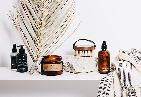 All Natural Skincare Products