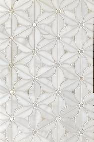 Waldorf Floral WJ Mosaic in Dolomiti & M