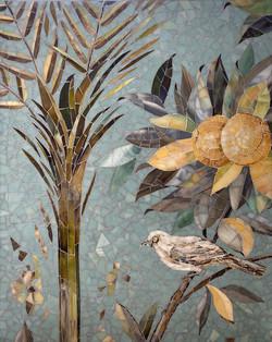 GRACIE - Linda's Garden Jewel Glass