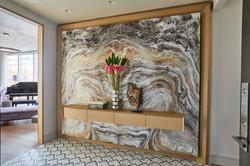 Light Crust Aluminum Panel & Angles Mosa