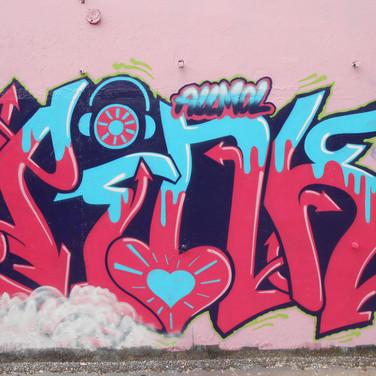 pink (graffiti)