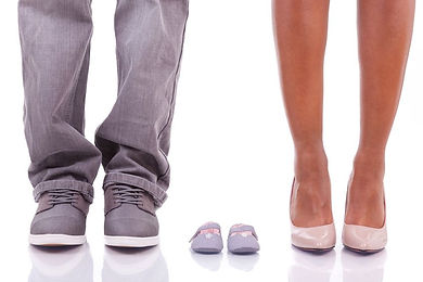 expecting family shoes