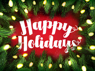 Happy Holidays from the Short-Term Team