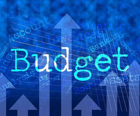 Setting a winning budget