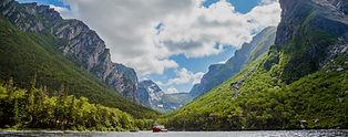 Western Brook Pond Fjord WEB  , Gros Mor