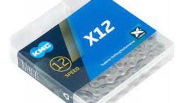 12 speed chain KMC X12