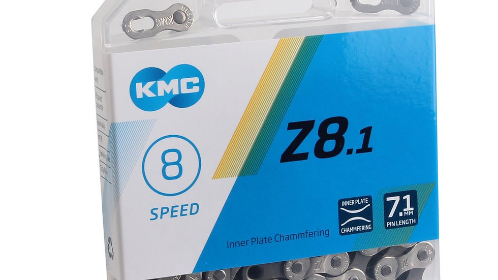 KMC Chain for 6/7/8 speed drivetrains